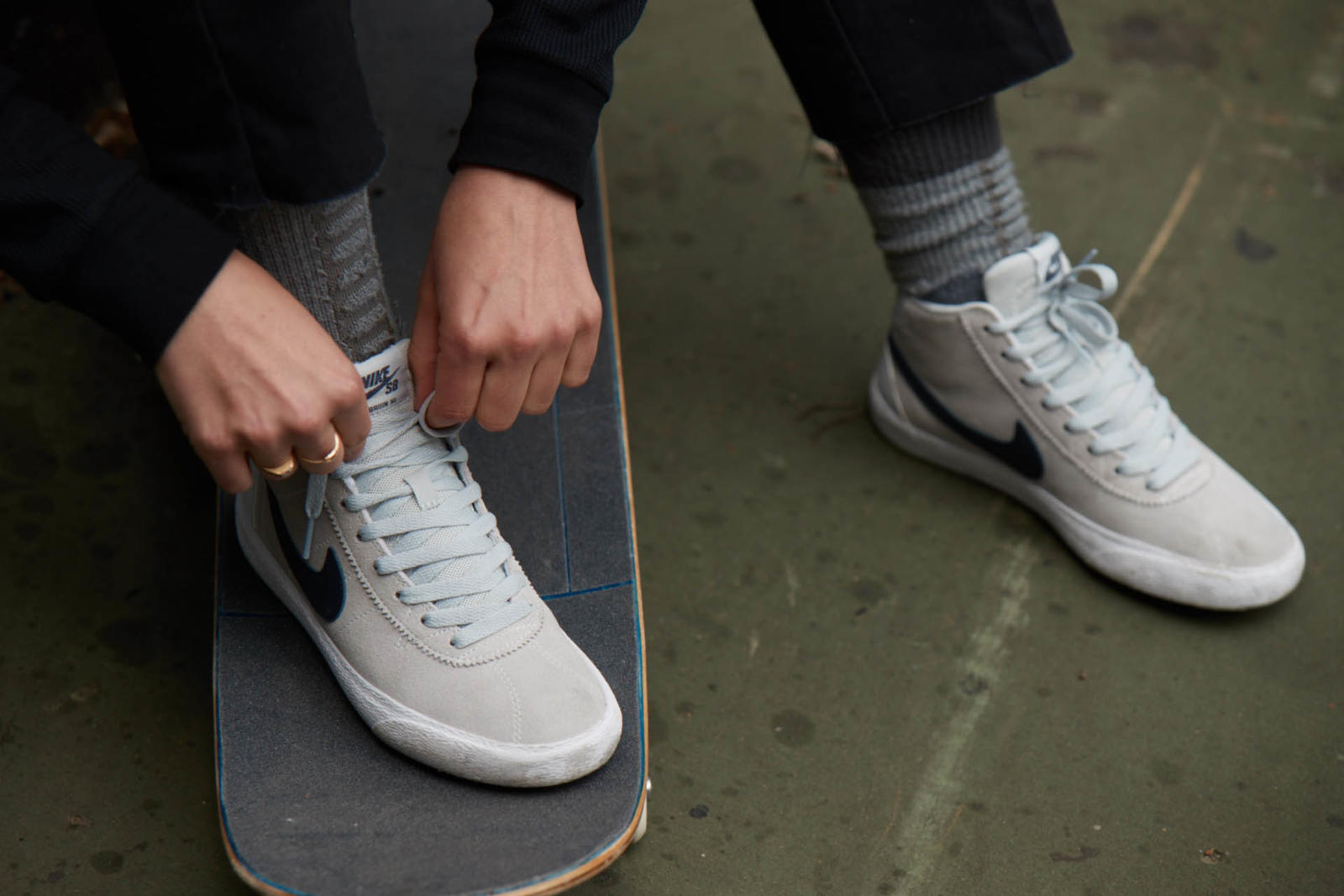 The First Nike Skate Shoe Designed For Women - Nike News 7b9e5192c