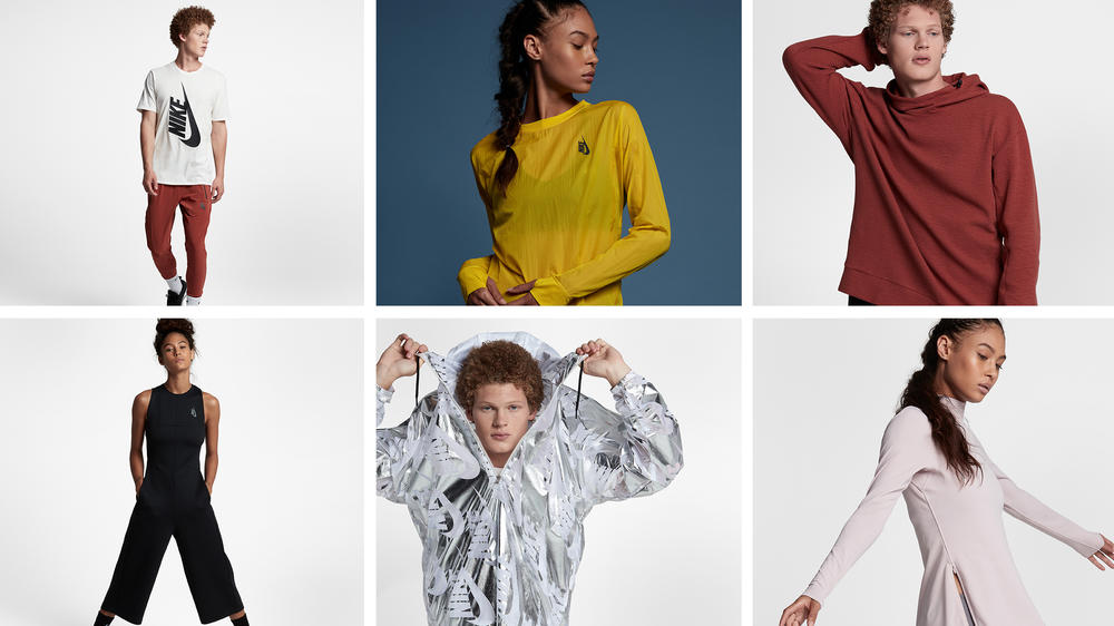 """NikeLab's Fall 2017 Capsule """"Essentials"""" Collection Retracts to Advance"""