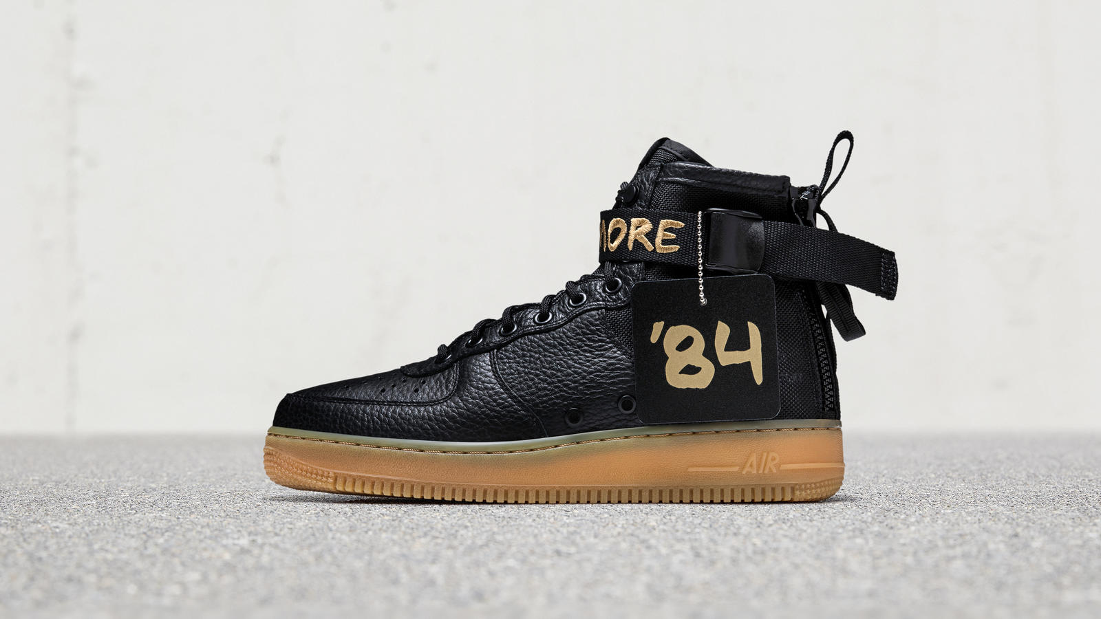 Nike Special Field Air Force 1 Mid For Baltimore Nike News