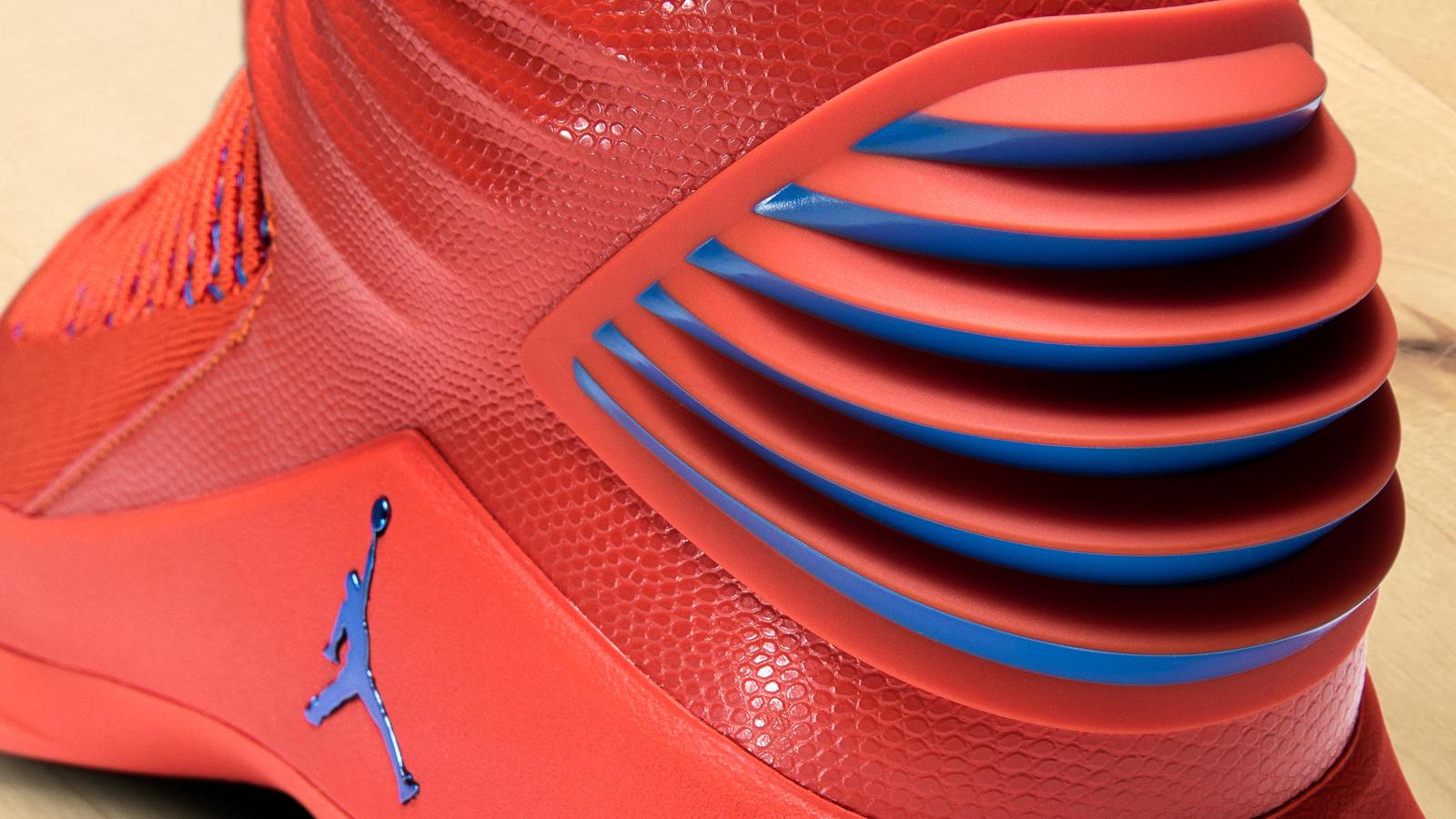Air Jordan XXXII Russell Westbrook PE