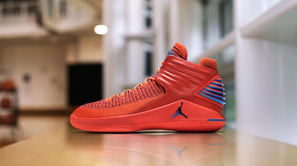 88212e85a9e938 Air Jordan XXXII Russell Westbrook PE - Nike News