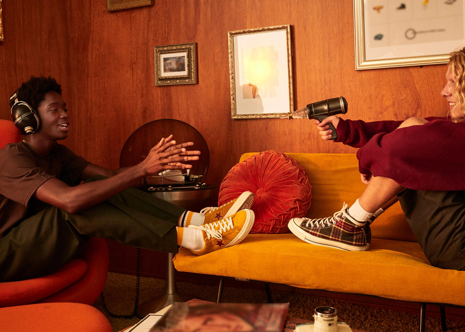 A$AP Nast Debuts Mid-century Inspired Converse Collaboration, Reinvents Classics 1