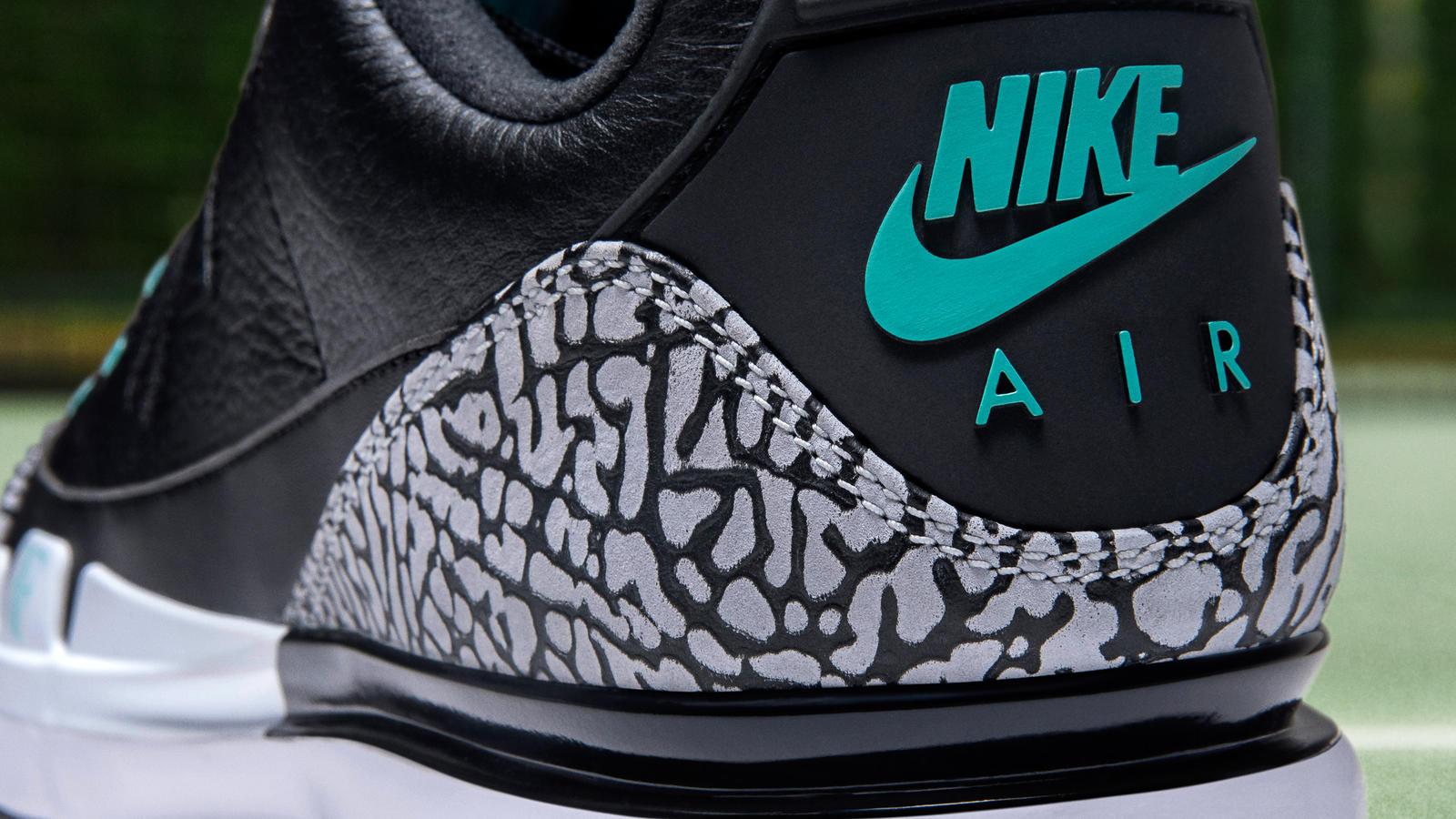 6d9a698bf643 NikeCourt Zoom Vapor RF x AJ3