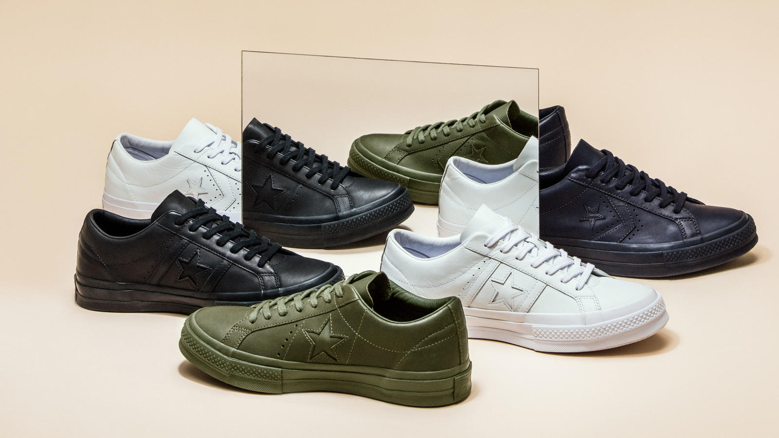 history converse one star