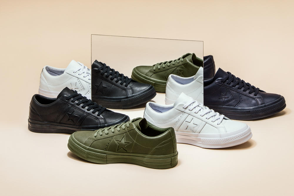 Creative Director and Founder Daiki Suzuki of Engineered Garments Releases Special Edition Converse One Star Collection