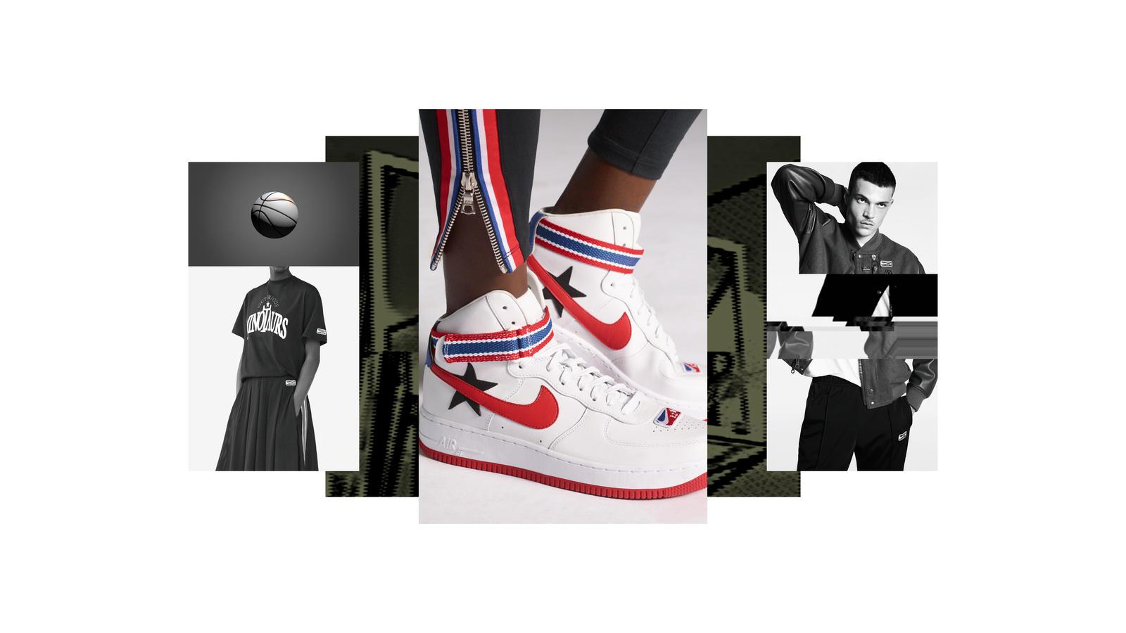 NikeLab Air Force 1 High x Riccardo Tisci 'Victorious