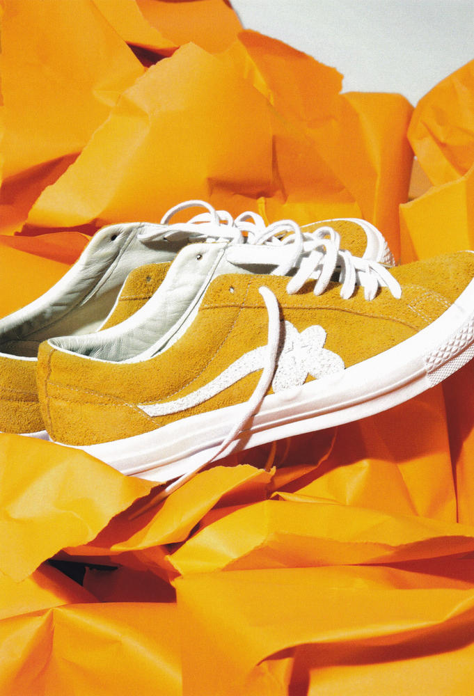9062bd85a298 Introducing the GOLF le FLEUR  Collection From Converse and Tyler ...