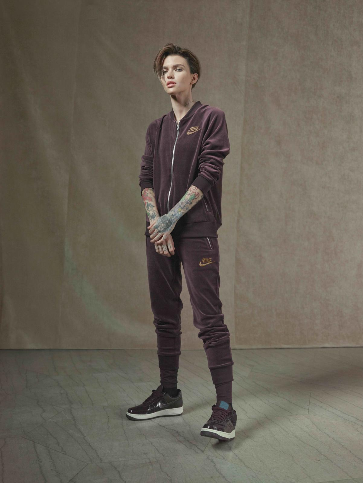 Force is Female Celebrates Ruby Rose's Relentless Drive 1