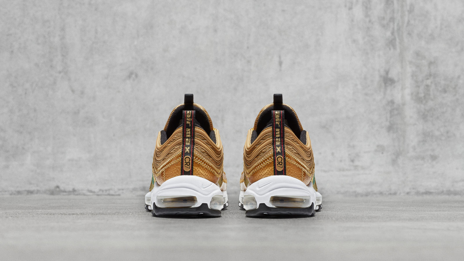 Nike Air Max 97 CR7 Nike News