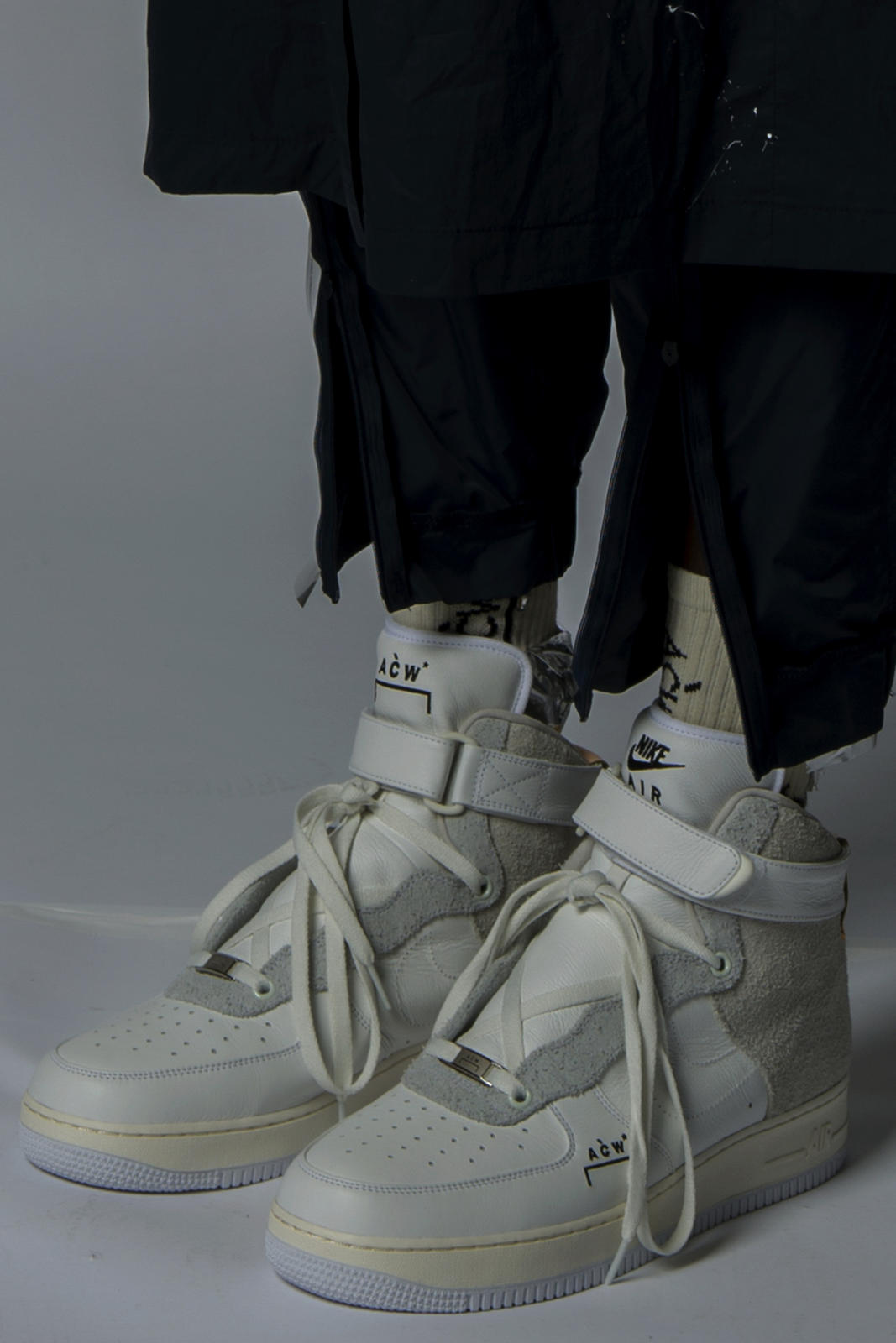 Nike and Samuel Ross Present the AF1 A-COLD-WALL* - Nike News