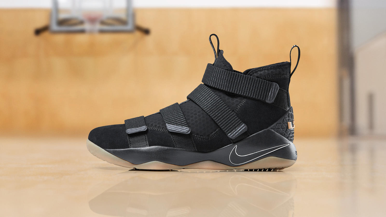 best sneakers e09e1 25ba6 LeBron Soldier XI