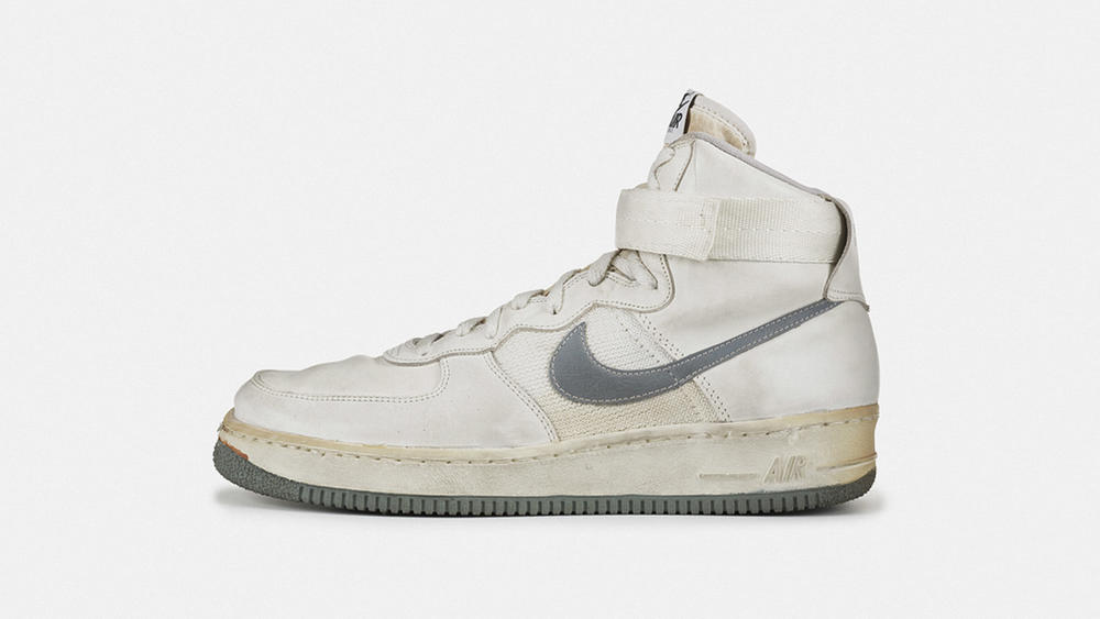 Designer Bruce Kilgore Dishes on Nike Air Force 1