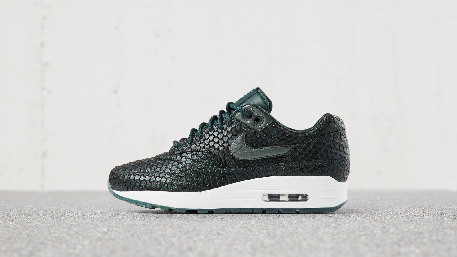 Nike Air Max 1 Ultra 2.0 Metallic Anaconda Green Nike News