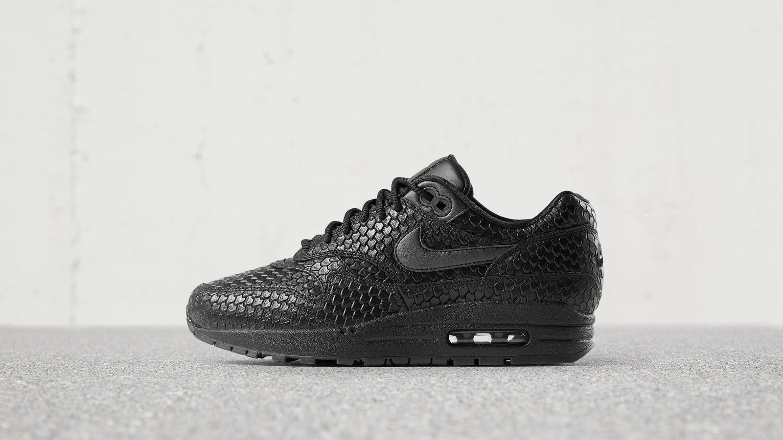 Nike Air Max 1 Ultra 2.0 Metallic Anaconda Black Nike News