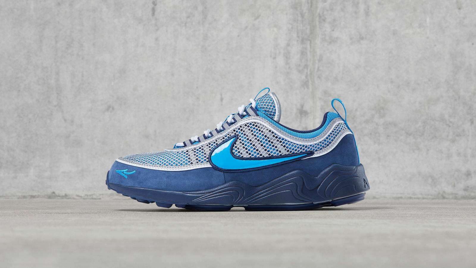 Nike Air Zoom Spiridon  16 x STASH - Nike News 88834d336