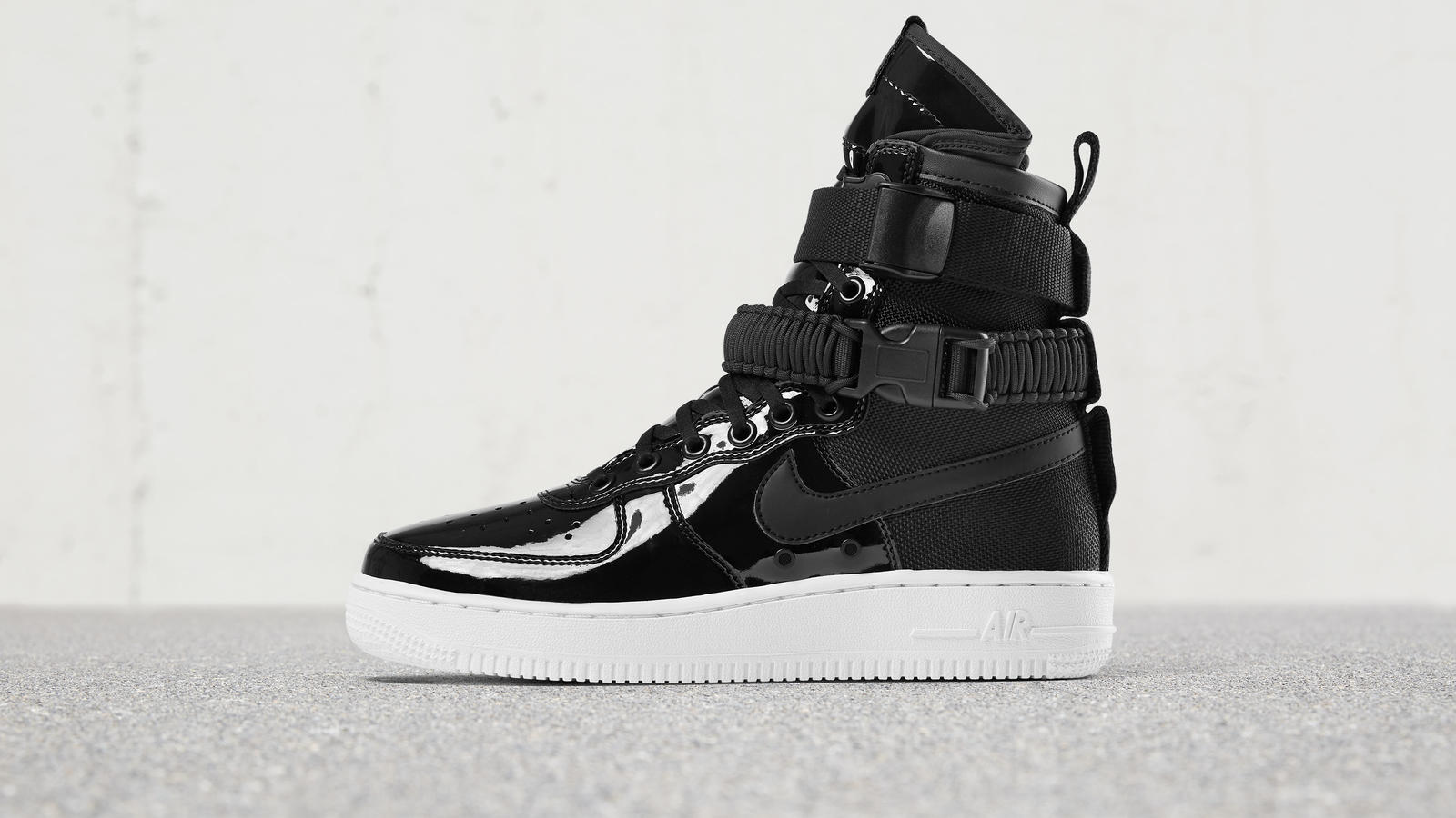 Special field air force 1 high patent black 2 hd 1600