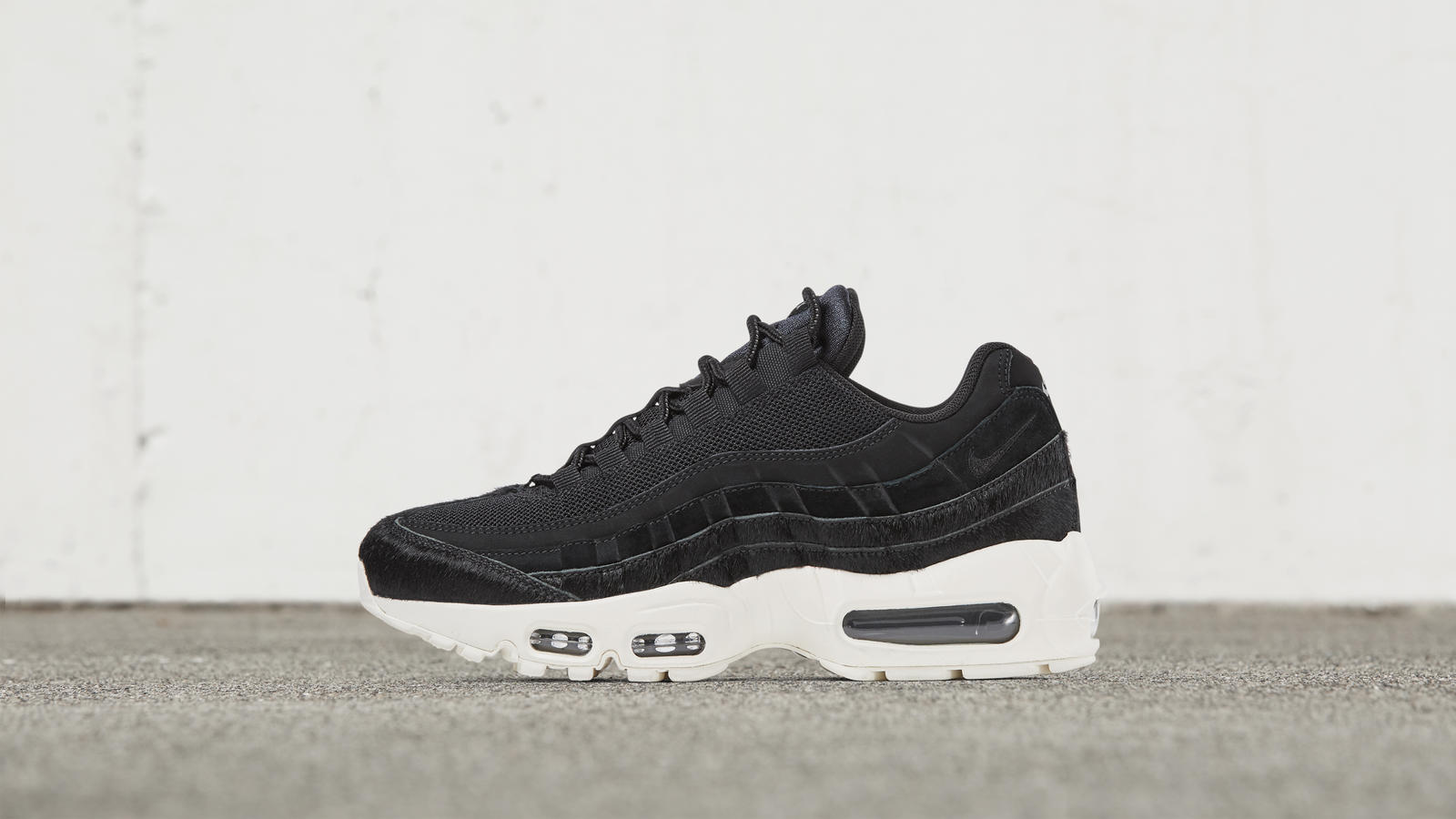 Air max 95 fur black 2 native 1600