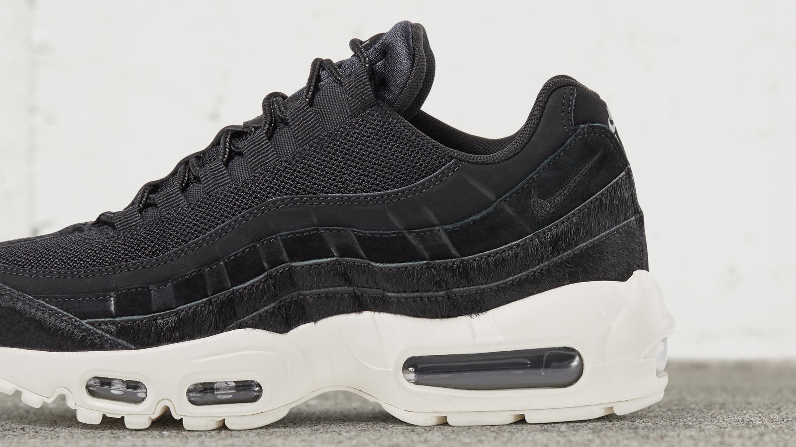 Air max 95 fur black 1 native 1600