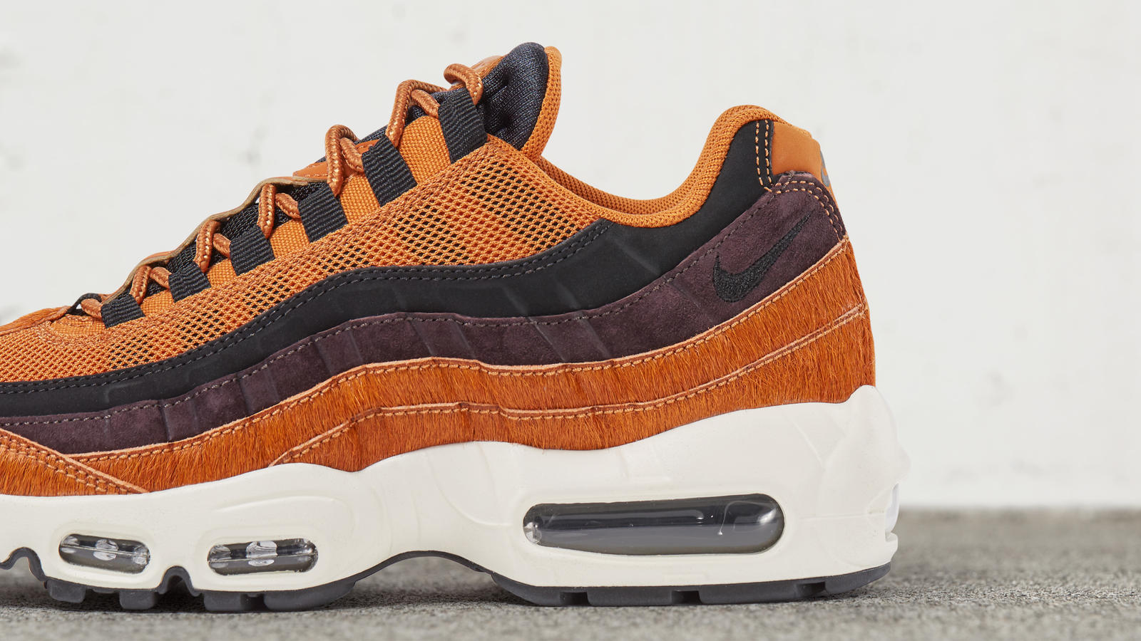 Air max 95 fur cider 3 native 1600
