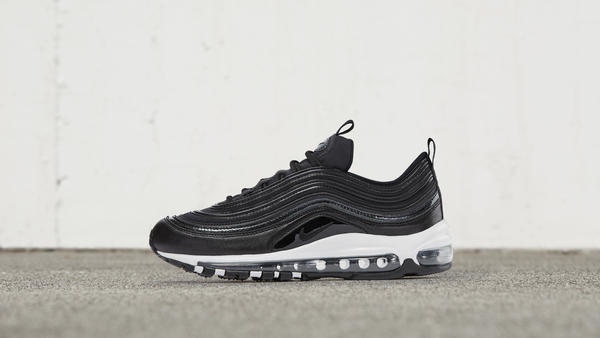 Nike Air Max 97 Metallic Leather Black