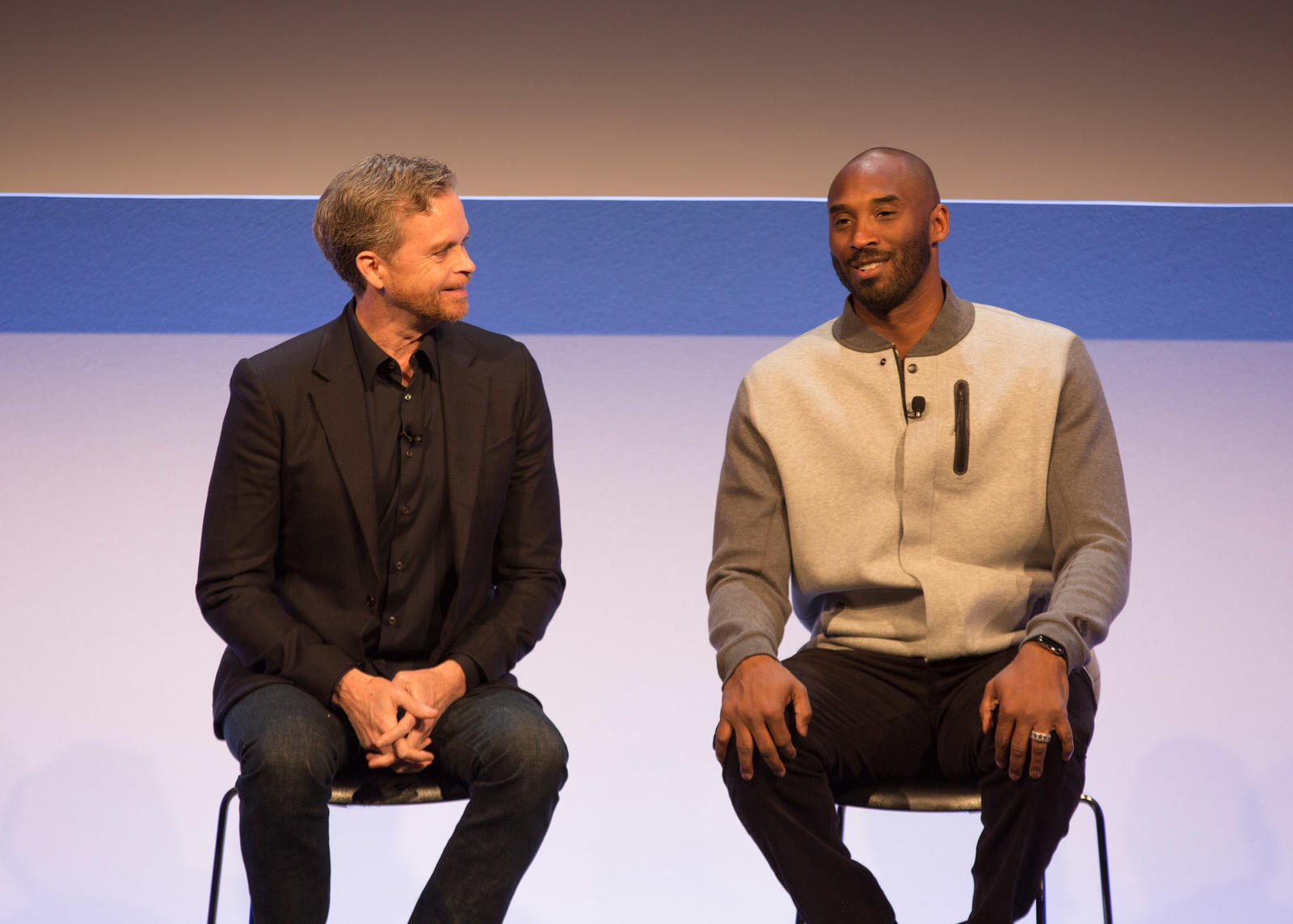 Mark Parker And Kobe Bryant Nike Investor Day