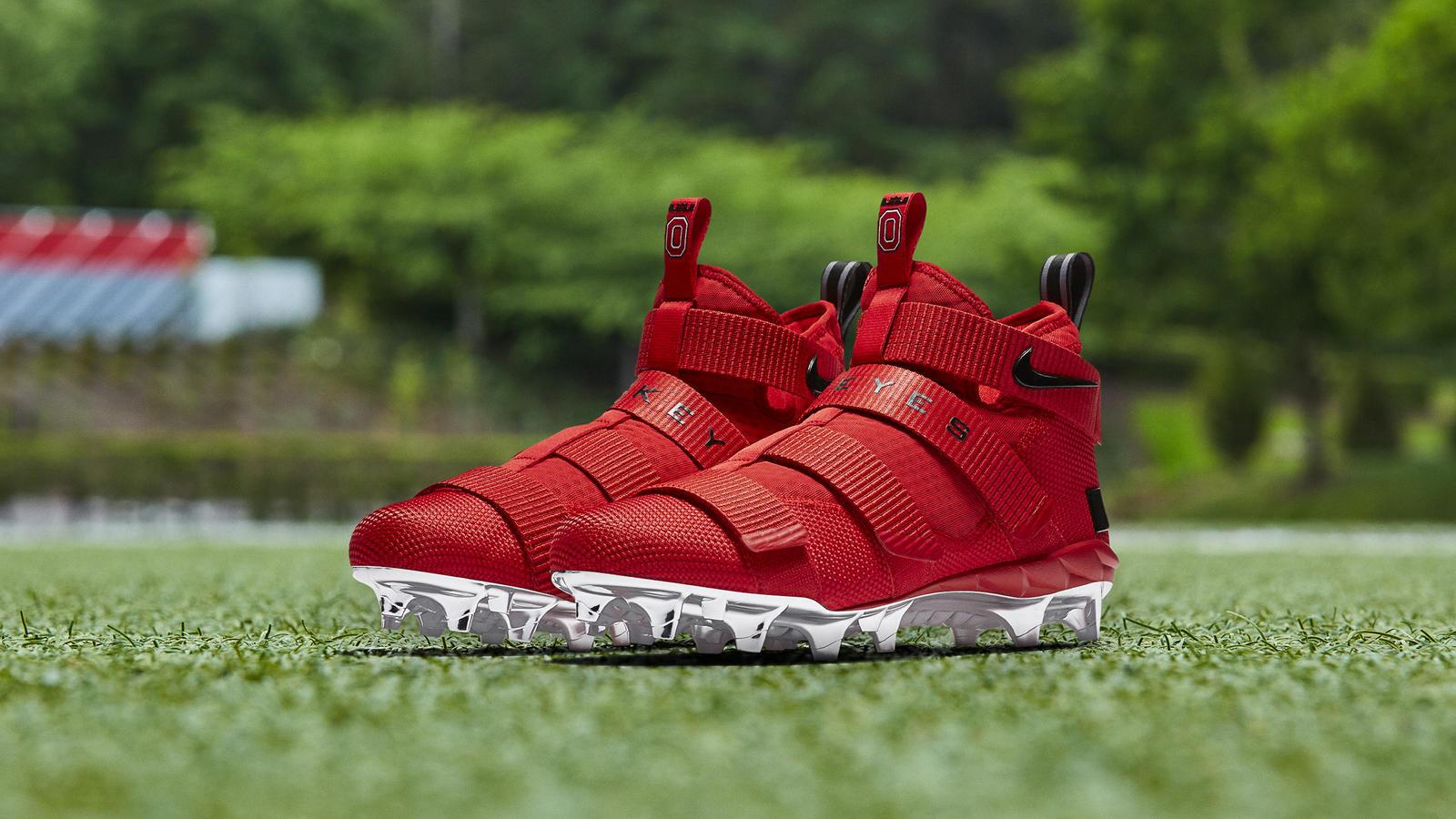 Nike LeBron Soldier 11 (Ohio State