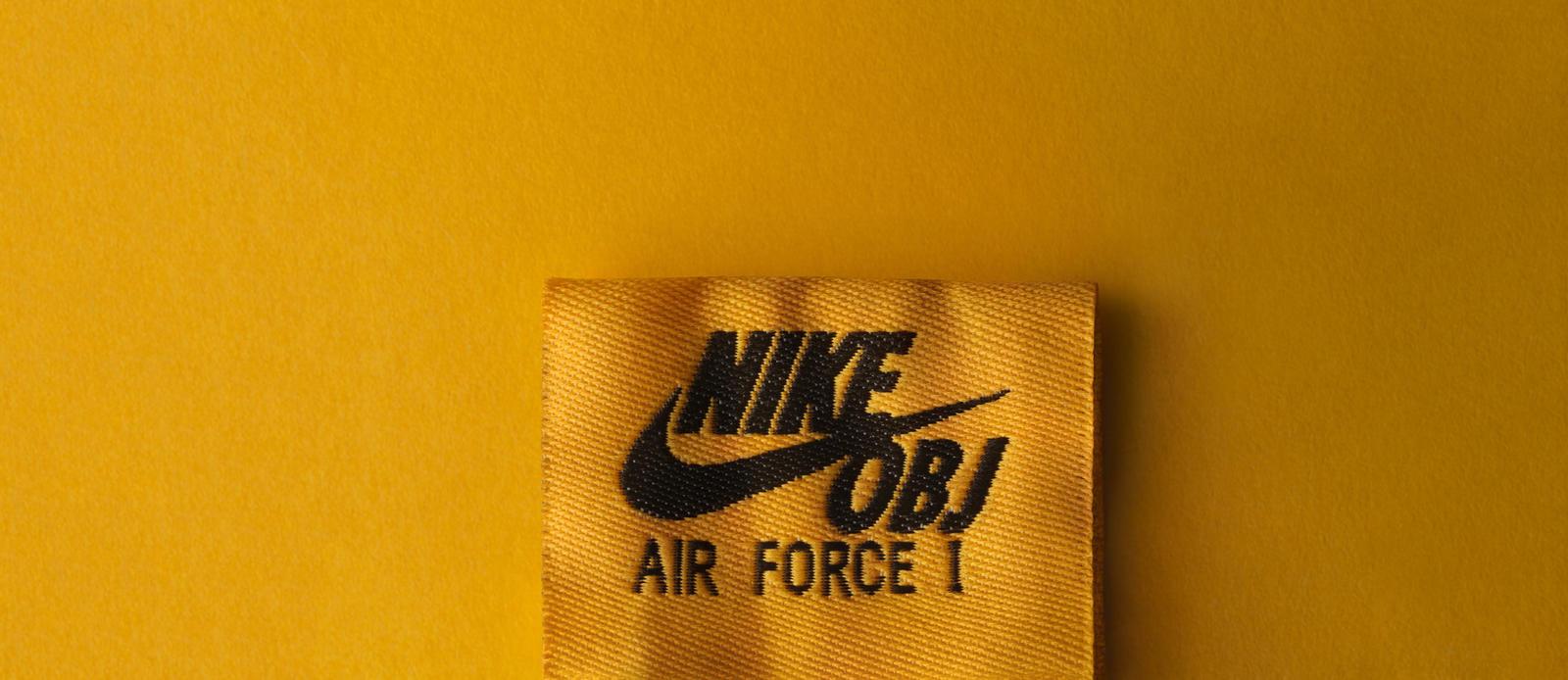 obj nike air force 1