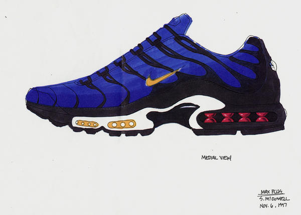 women s nike air max plus tn 2017 3d letters drawing