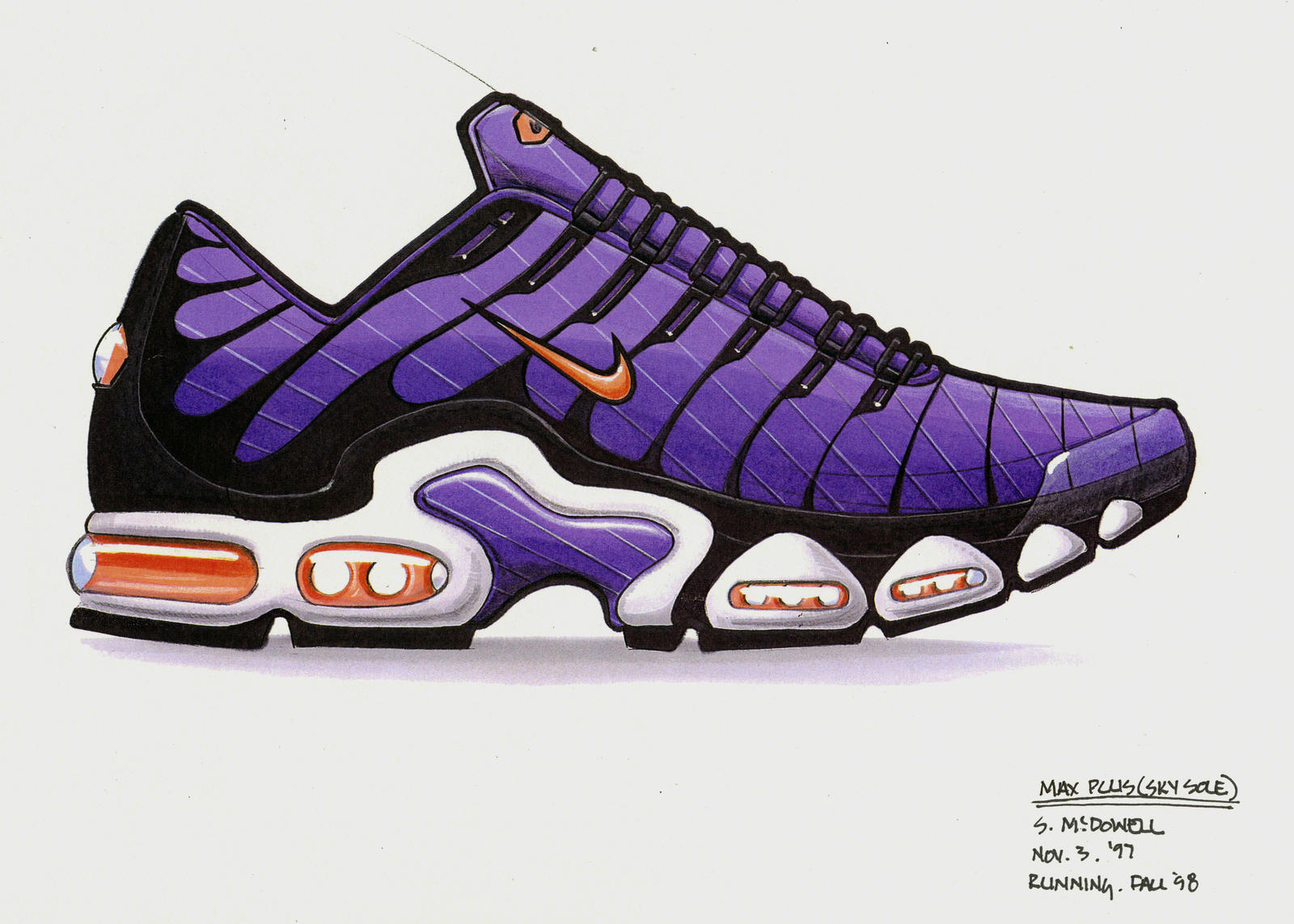 premium selection 1b07e 58c08 The Untold Story of the Nike Air Max Plus 30