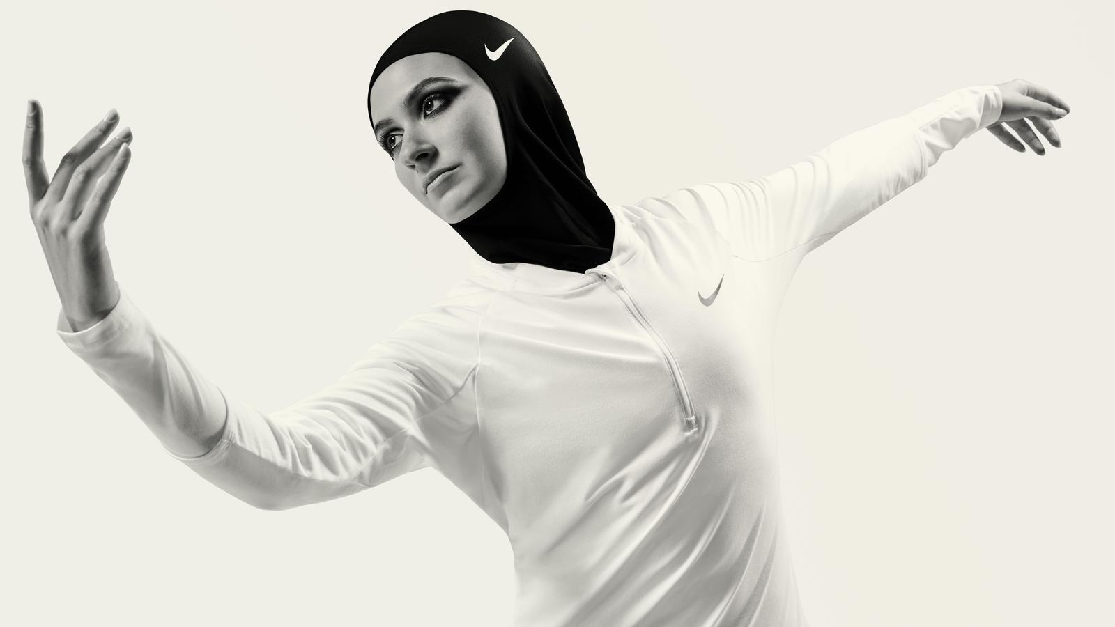 The Nike Pro Hijab Goes Global Nike News - Nike is going to launch a hijab collection developed together with muslim athletes