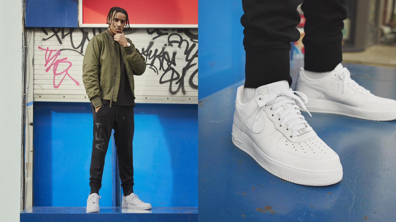 6ca536f5138 The Air Force 1  London Legacy - Nike News
