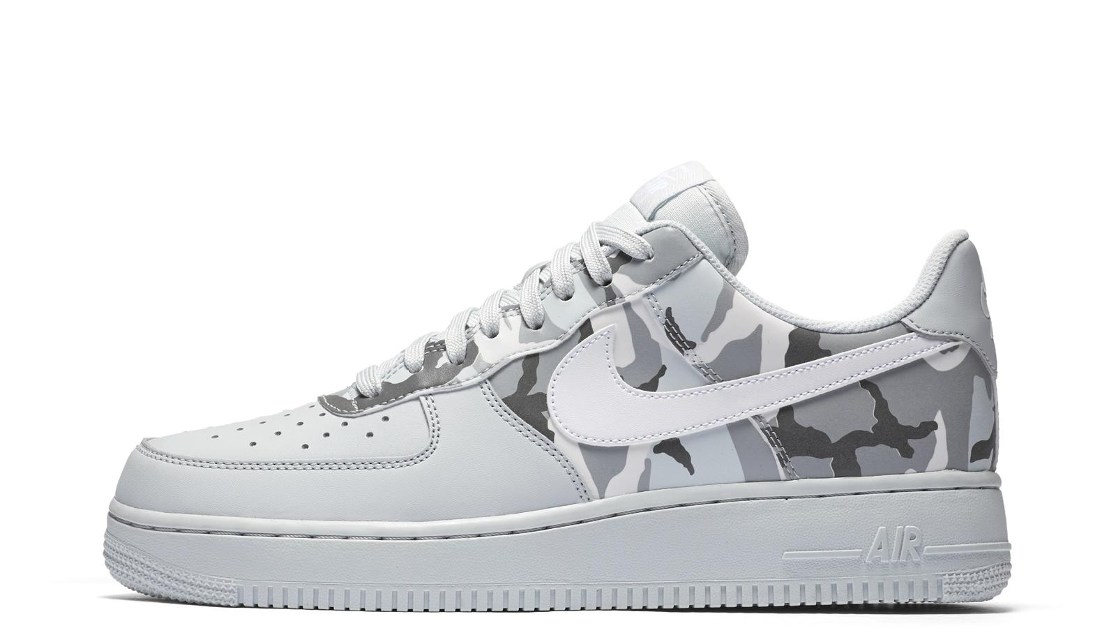 quality design c201b 11509 How Nike and Foot Locker are Taking Sneaker Shopping Experiences to New  Levels 3. Air Force 1 Low Camo
