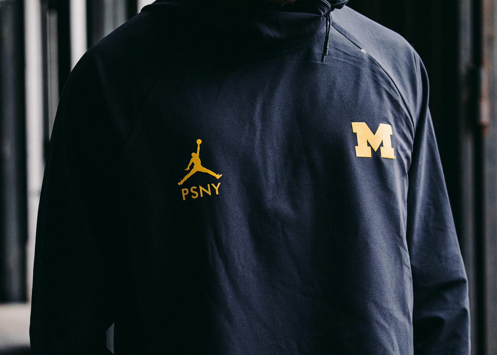 Jordan Brand, Michigan and PSNY Combine for First-Ever College Football Collaboration 20