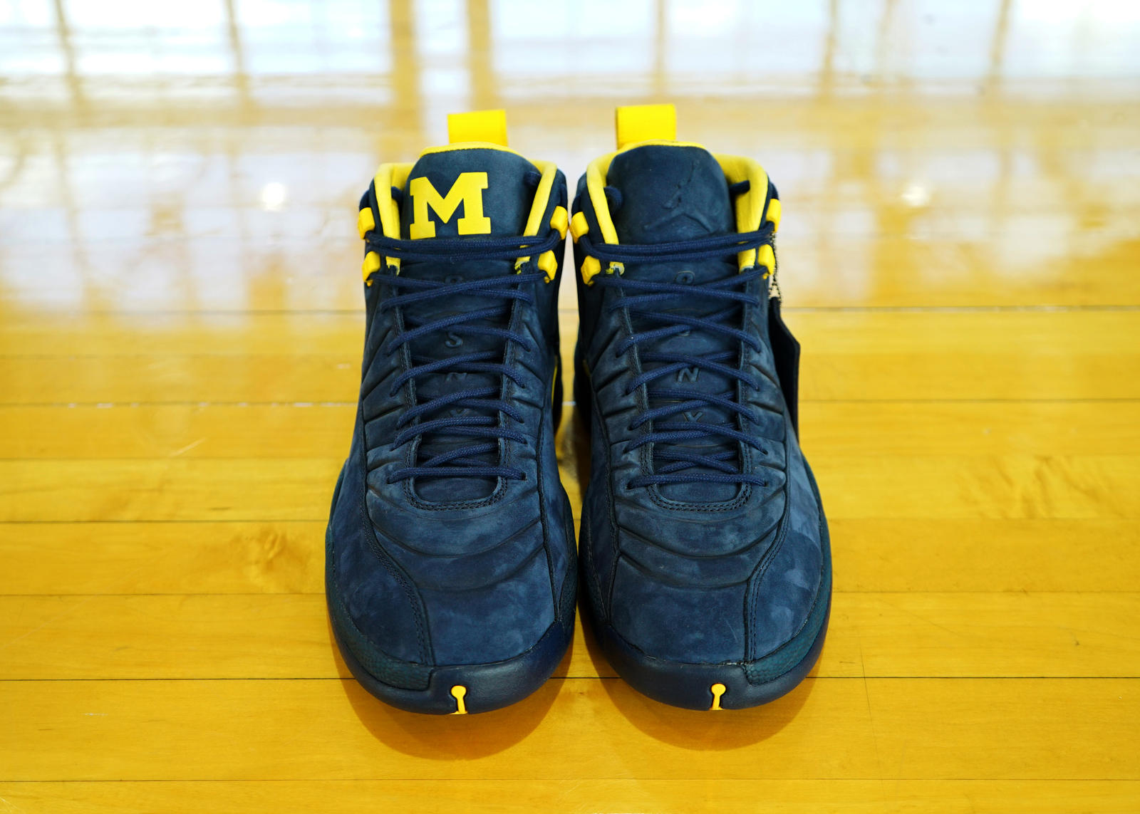 Jordan Brand, Michigan and PSNY Combine for First-Ever College Football Collaboration 35