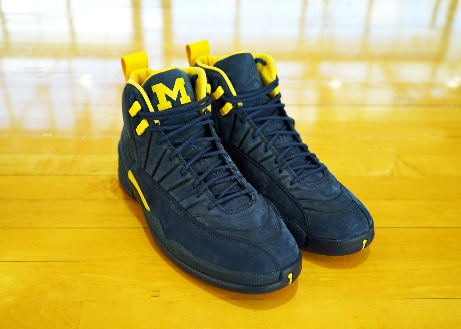 Jordan Brand, Michigan and PSNY Combine for First-Ever College Football Collaboration 37