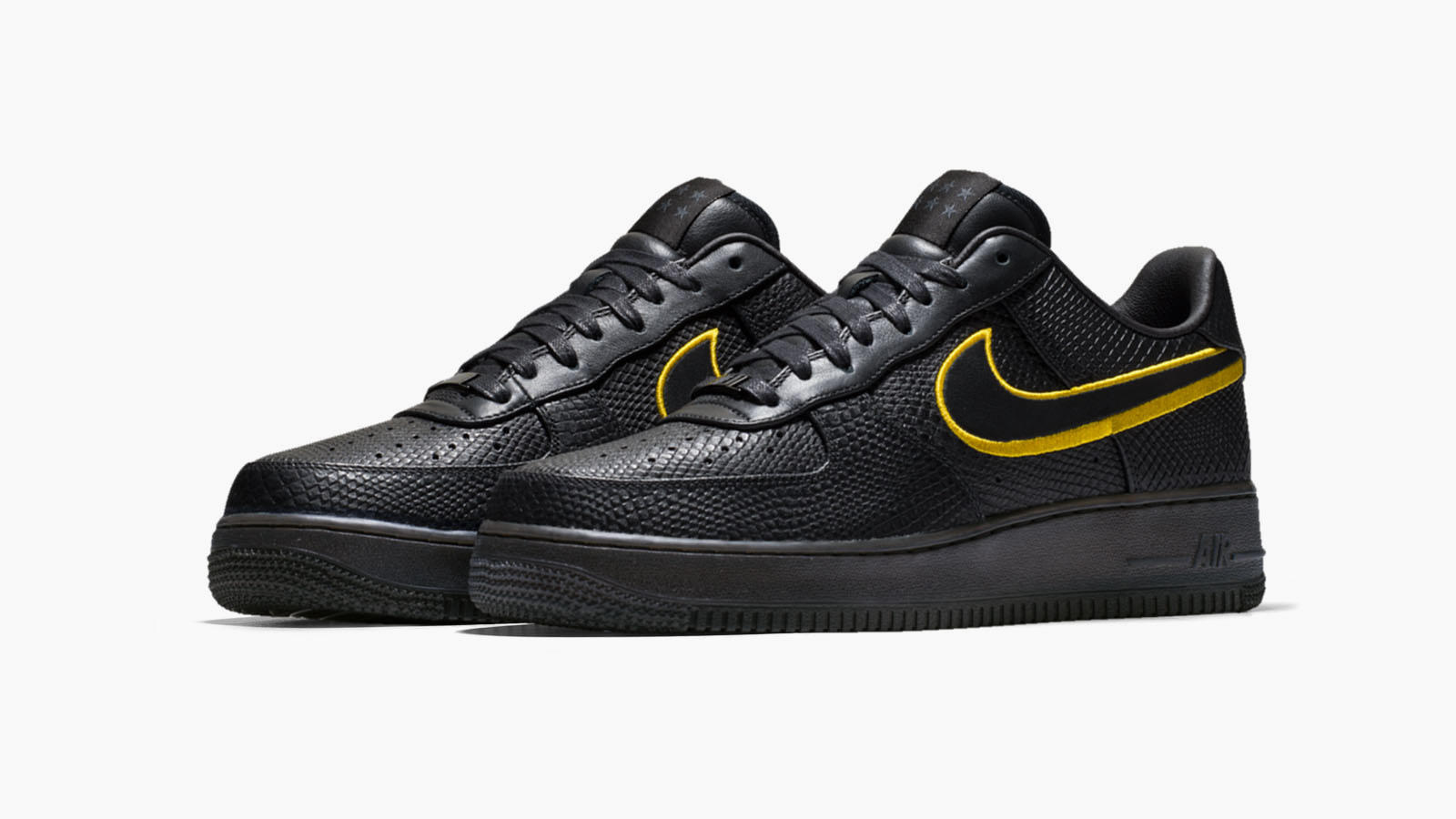 Five Things to Know About the Commemorative Kobe Bryant Black Mamba Air Force 1 14