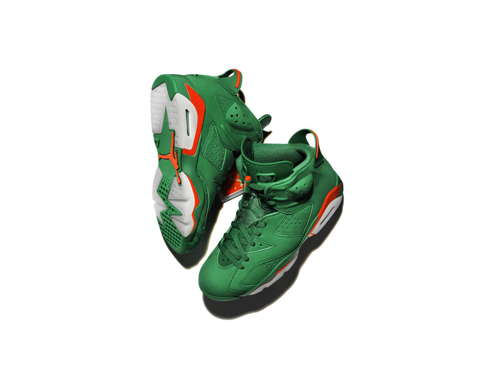 """Jordan Brand Unveils """"Like Mike"""" Collection In Partnership With Gatorade"""