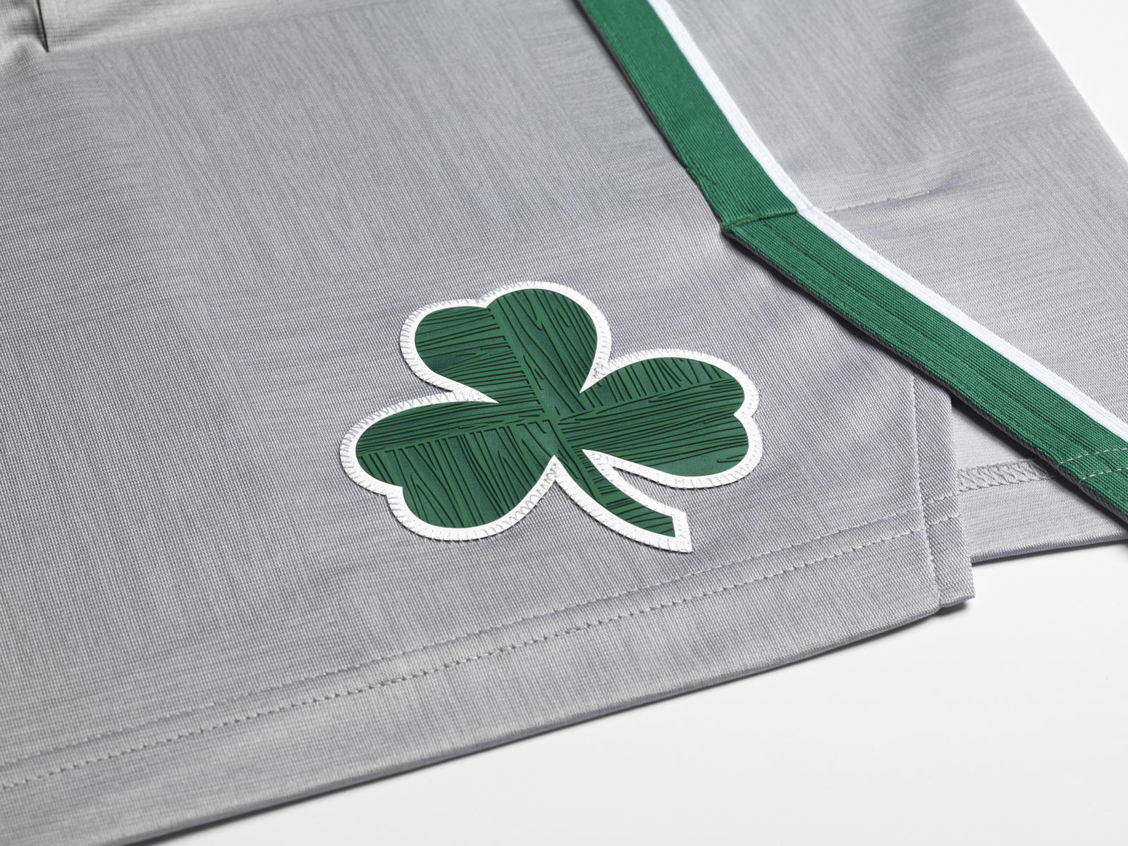 f81d8d76d86 The Celtics City Edition uniform pays tribute to this unique hardwood floor  and the man credited with starting the dynasty