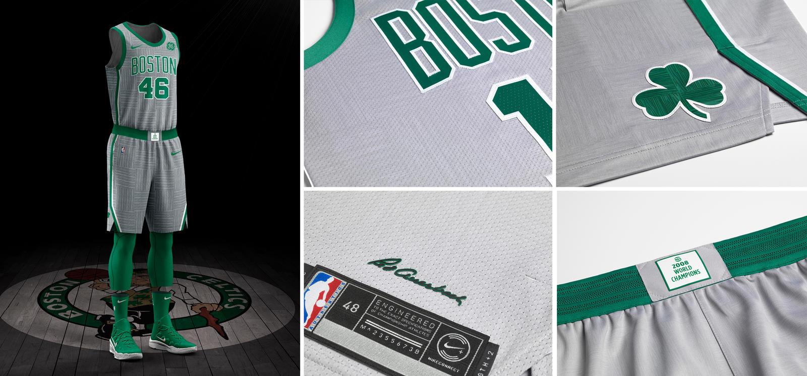 online store 32d67 2e5bc Nike NBA City Edition Uniform - Nike News