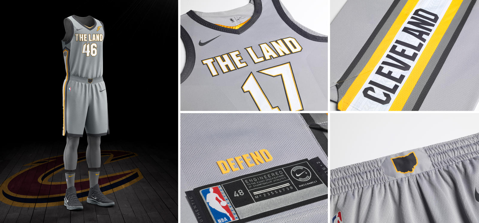 f7905f1f773 Nike NBA City Edition Uniform - Nike News