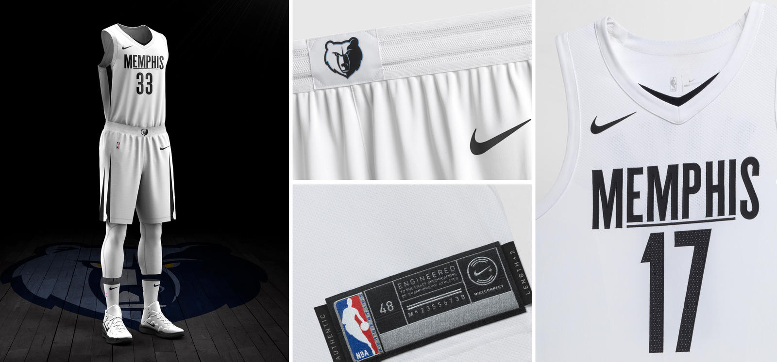 online store 18812 2f915 Nike NBA City Edition Uniform - Nike News