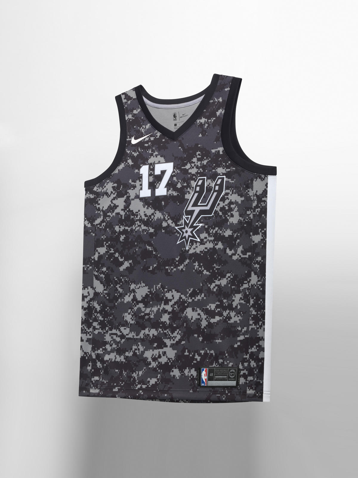 Nike NBA City Edition Uniform 39