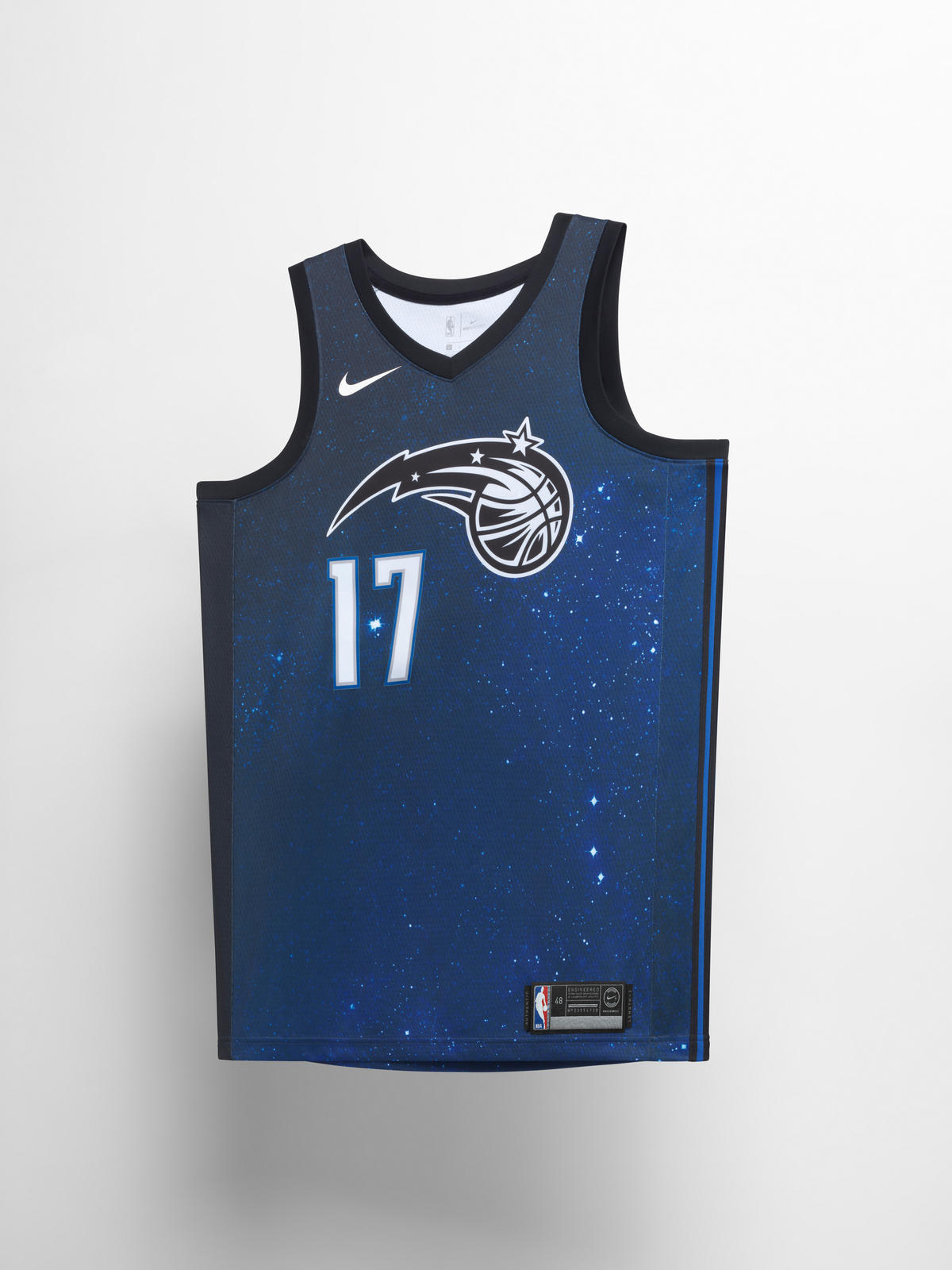 Nike NBA City Edition Uniform 46