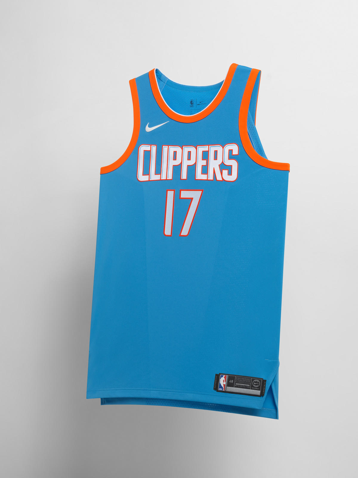 Nike NBA City Edition Uniform 48