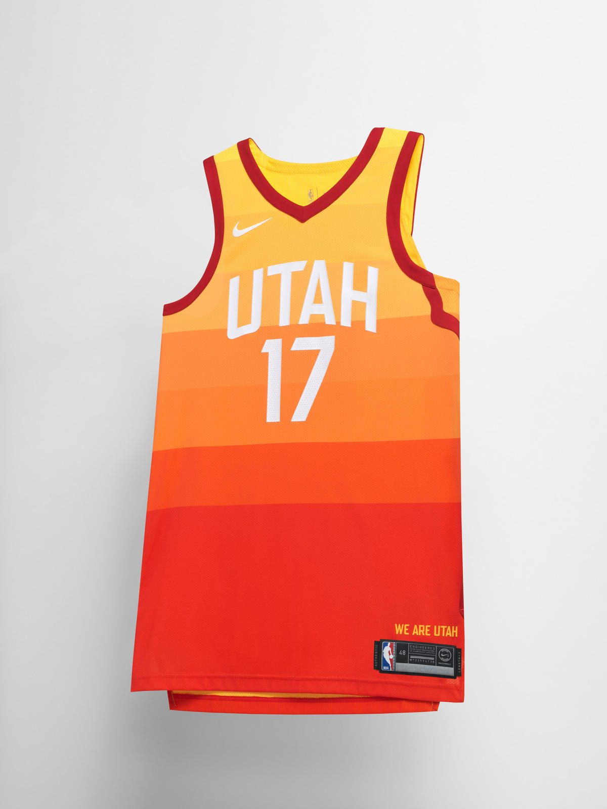 Nike NBA City Edition Uniform 62