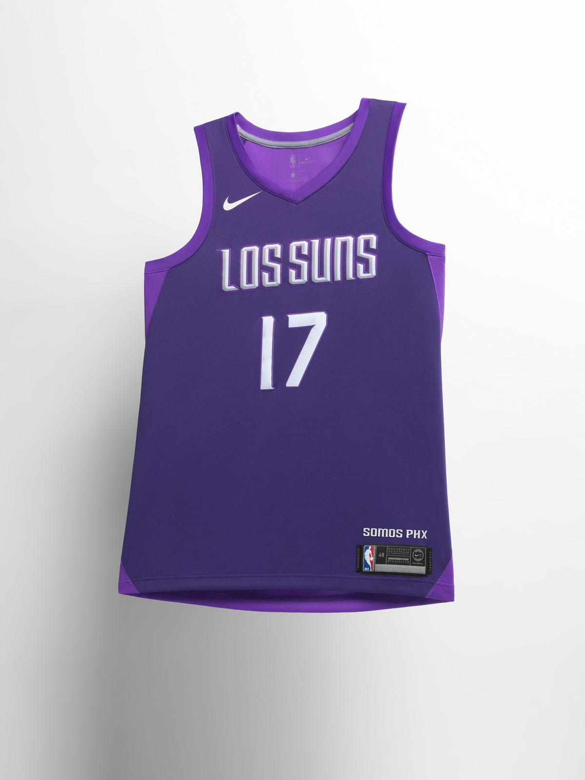 best service d213f 7e0c3 Nike NBA City Edition Uniform 64