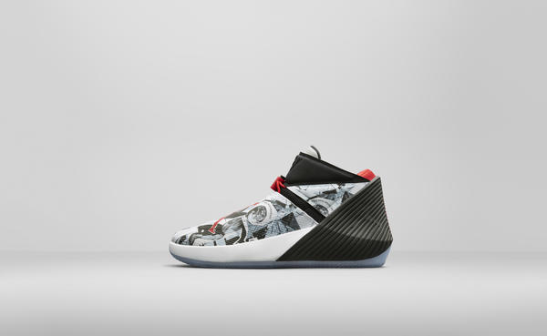 First Look: Russell Westbrook's Signature Performance Shoe, the Jordan Why  Not Zer0.1