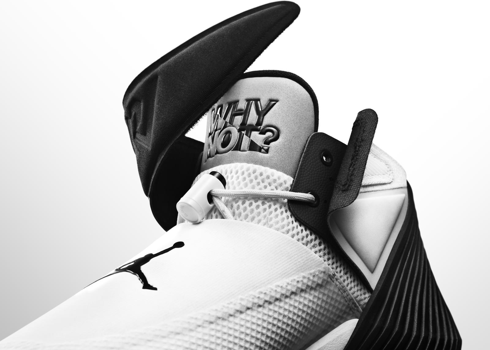 First Look: Russell Westbrook's Signature Performance Shoe, the Jordan Why Not Zer0.1 24