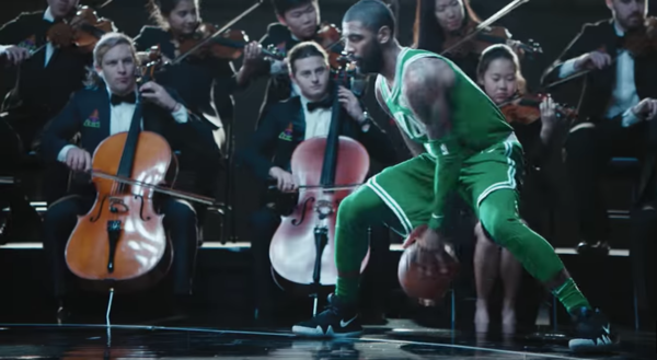 Kyrie Irving Finds His Groove in New Film