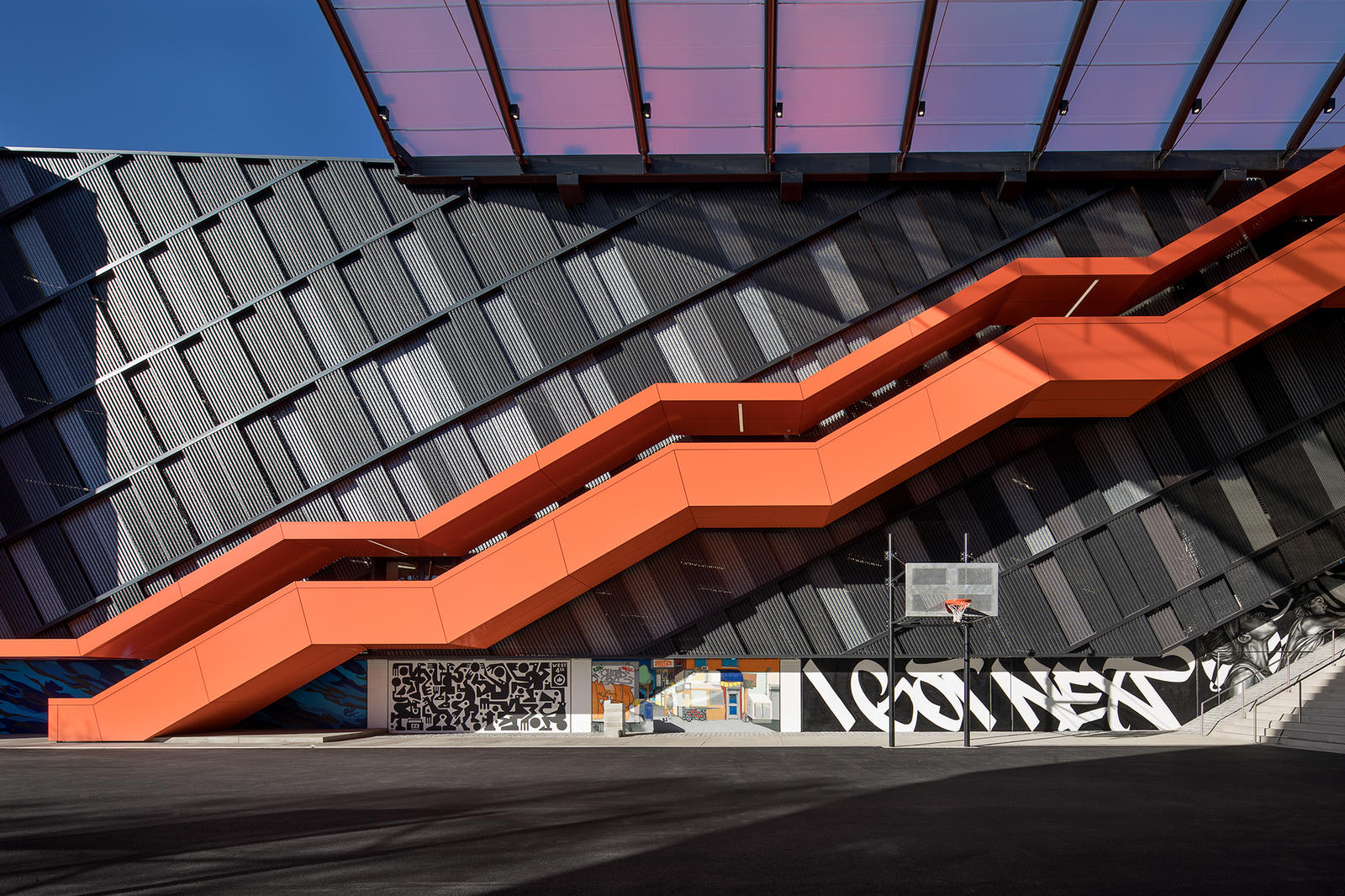 Stash and More Paint Murals for Nike's New NYC Garage - Nike